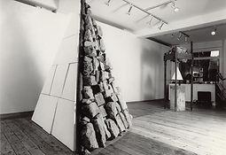 Wood and concrete, Zadok Ben David