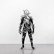 Figures from Human Nature,  Zadok Ben-David