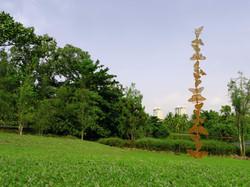 Endless Column, 2012