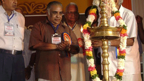 WCW at Warrier Samajam Annual Conference at TVM