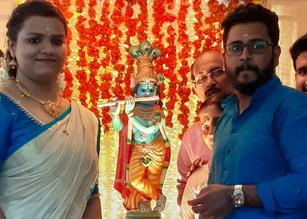 Anusree & Abhijith Engagement