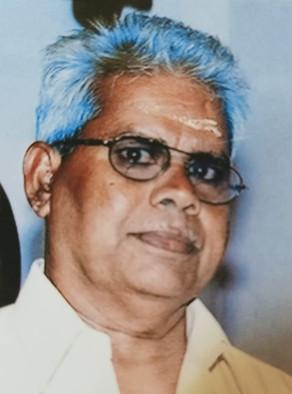 Thuluvankulangara Variath Sankara Warrier, 77, Retired S.O.Revenue KSEB