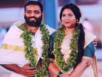 Ashwyn Warrier married Anjana Suresh on 25th Jan 2021