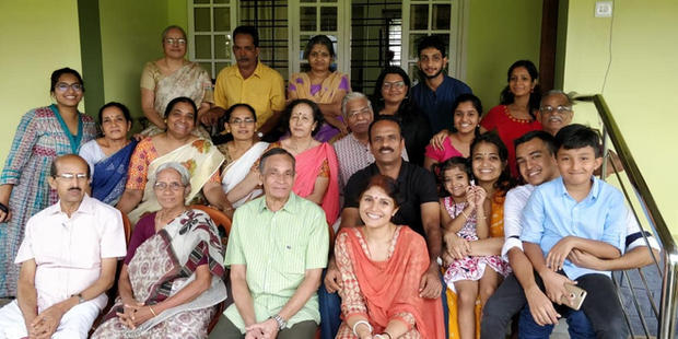 Karuthala Variam Family Members