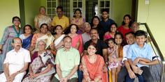 Karuthala Variam Family Members