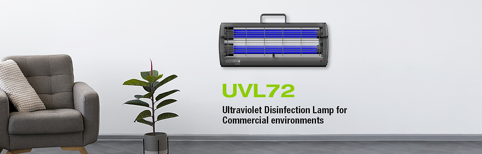 Goldensea UV - UVL72 | Chroma Designs