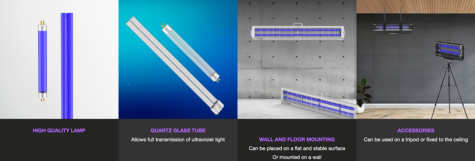 Goldensea UV - UVT72 | Chroma Designs