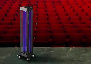 Goldensea UV UVM216 UV Ultraviolet Disinfection unit for medium space