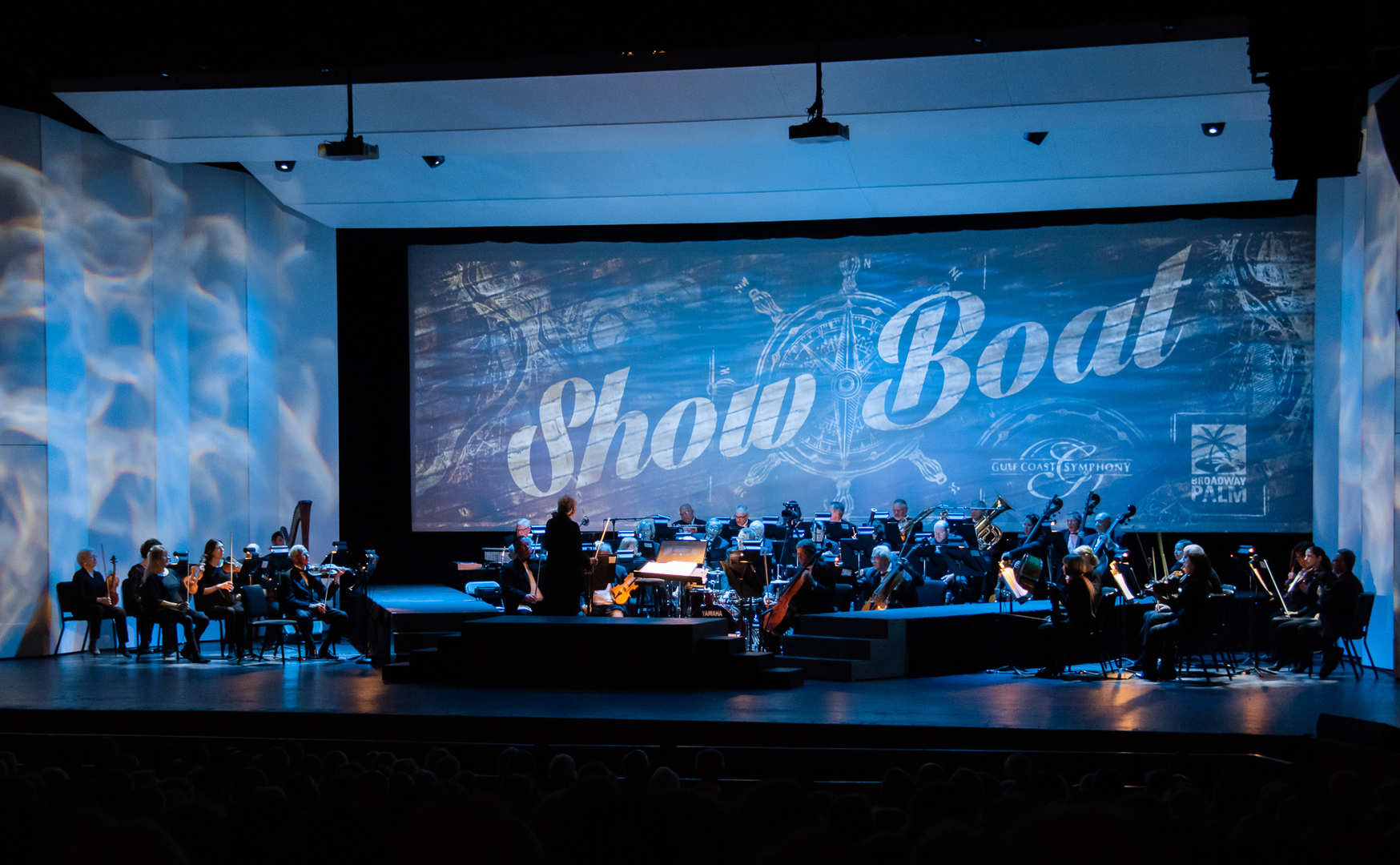 Show Boat in Concert