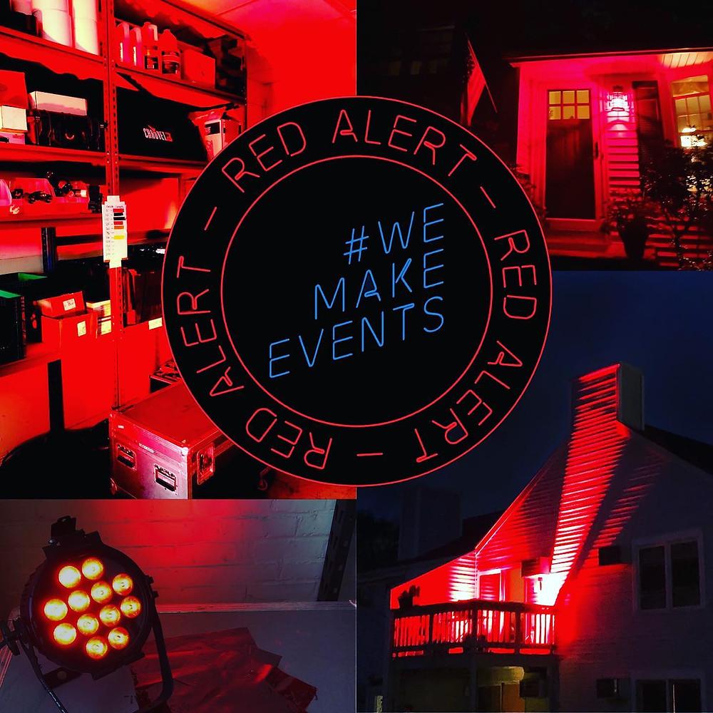 Chroma Designs RED ALERT RESTART