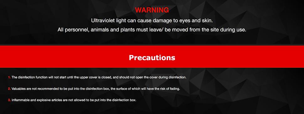 Goldensea UV - UVBOX | Chroma Designs