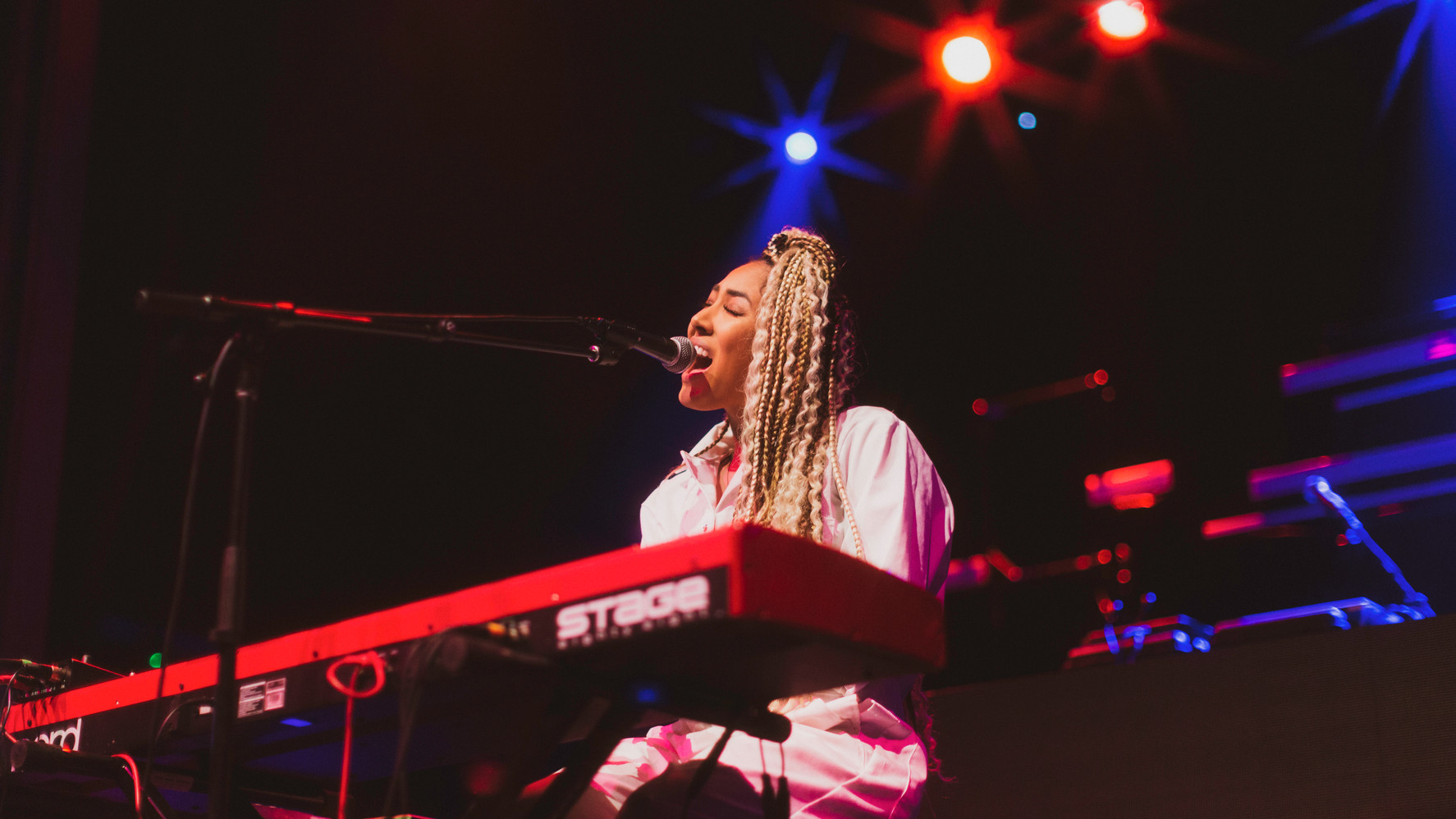 2.11.2020 Nikki Jean | Atmosphere | Regency Ballroom, SF, CA | Photographer: Brandon Crocker - Goldenvoice