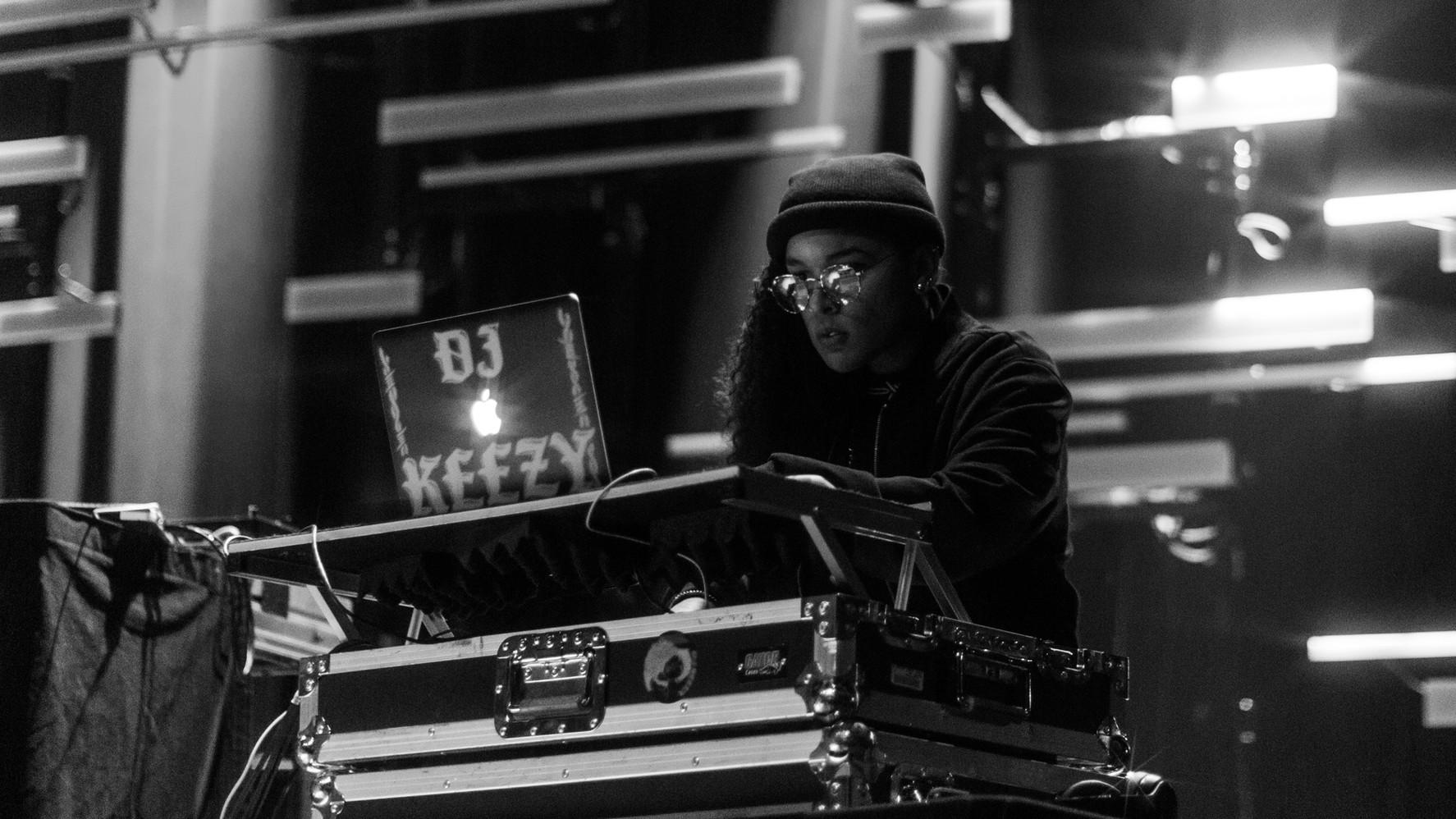 2.11.2020 DJ Keezy | Atmosphere | Regency Ballroom, SF, CA | Photographer: Brandon Crocker - Goldenvoice