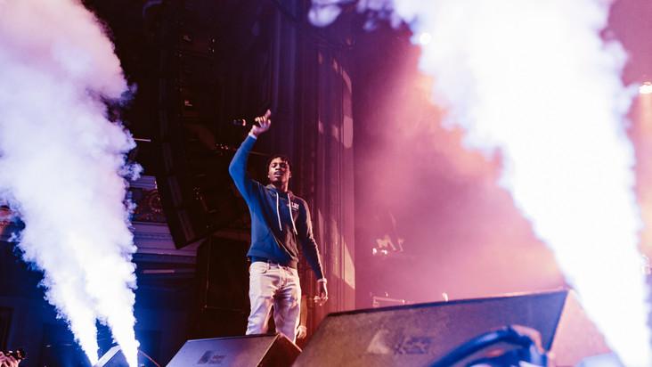 2.6.2020 Lil Tjay | Regency Ballroom, SF, CA | Photgrapher: Samuel Altamirano - Goldenvoice