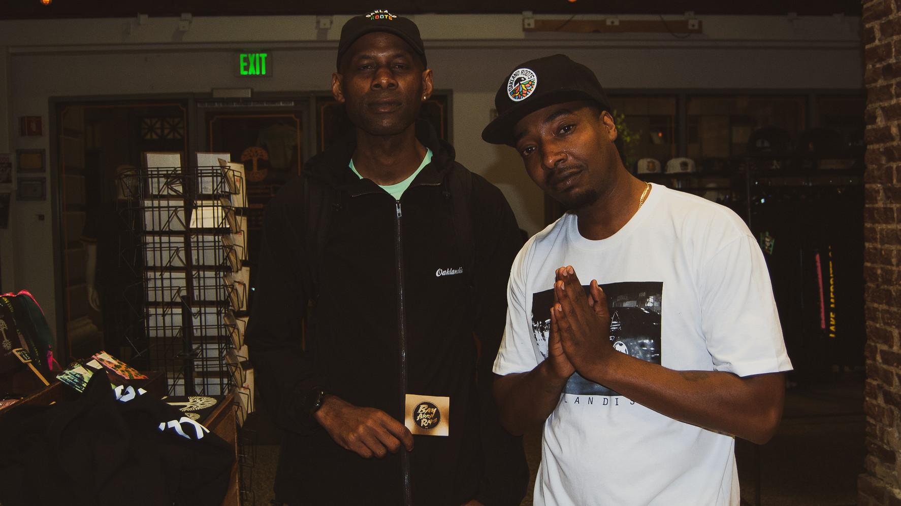 DJ Toure & ST Spittin