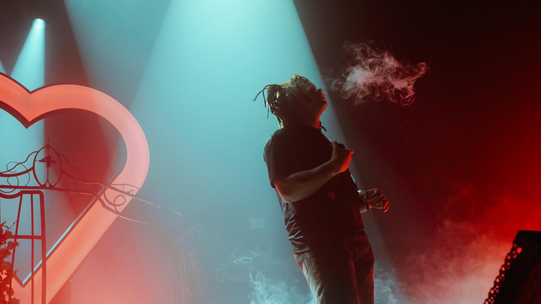 1.25.2020 | Trippie Redd & Kodie Shane | The Warfield, SF, CA | Photographer: Izak Ramos - Goldenvoice