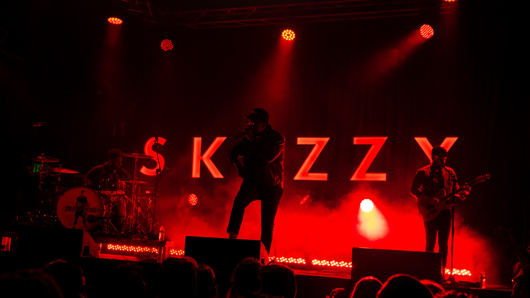 10.31.19 | Skizzy Mars | Yoshi Flower | Catalyst Club, Santa Cruz, CA | Photographer: Dominic Wong