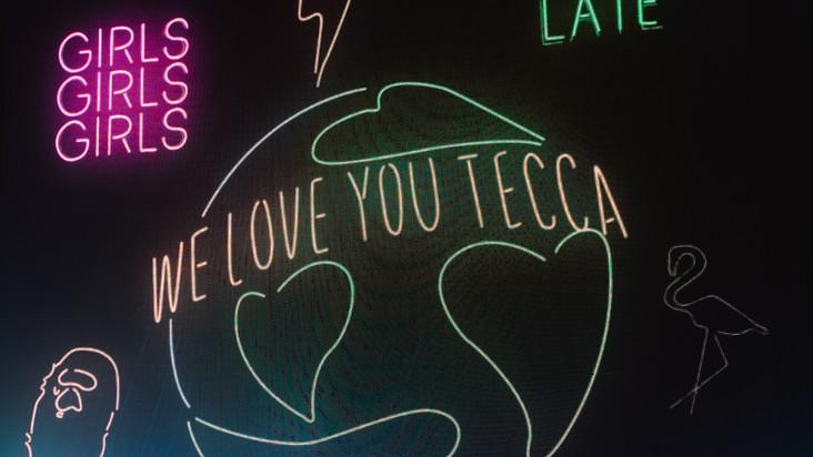 10.28.19 Lil Tecca | Pi'erre Bourne | GAMH, SF, CA | Photographer: Izak Ramos