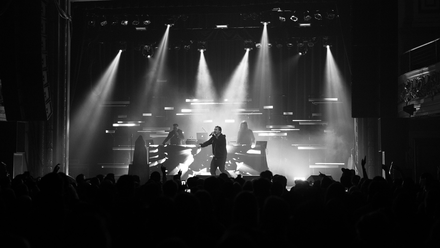 2.11.2020 Atmosphere | Regency Ballroom, SF, CA | Photographer: Brandon Crocker - Goldenvoice