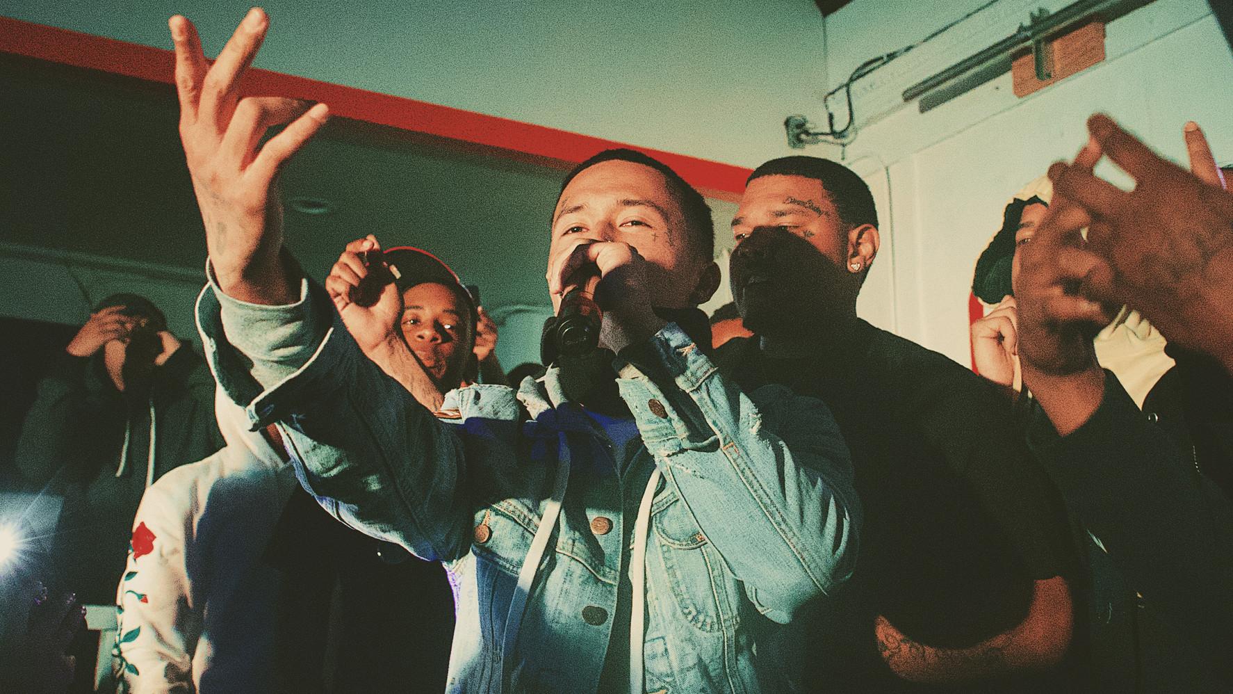 3.1.20 | MBNel | Complex, Oakland, CA | Photographer: Jonathan Galindo - Nu Ricks