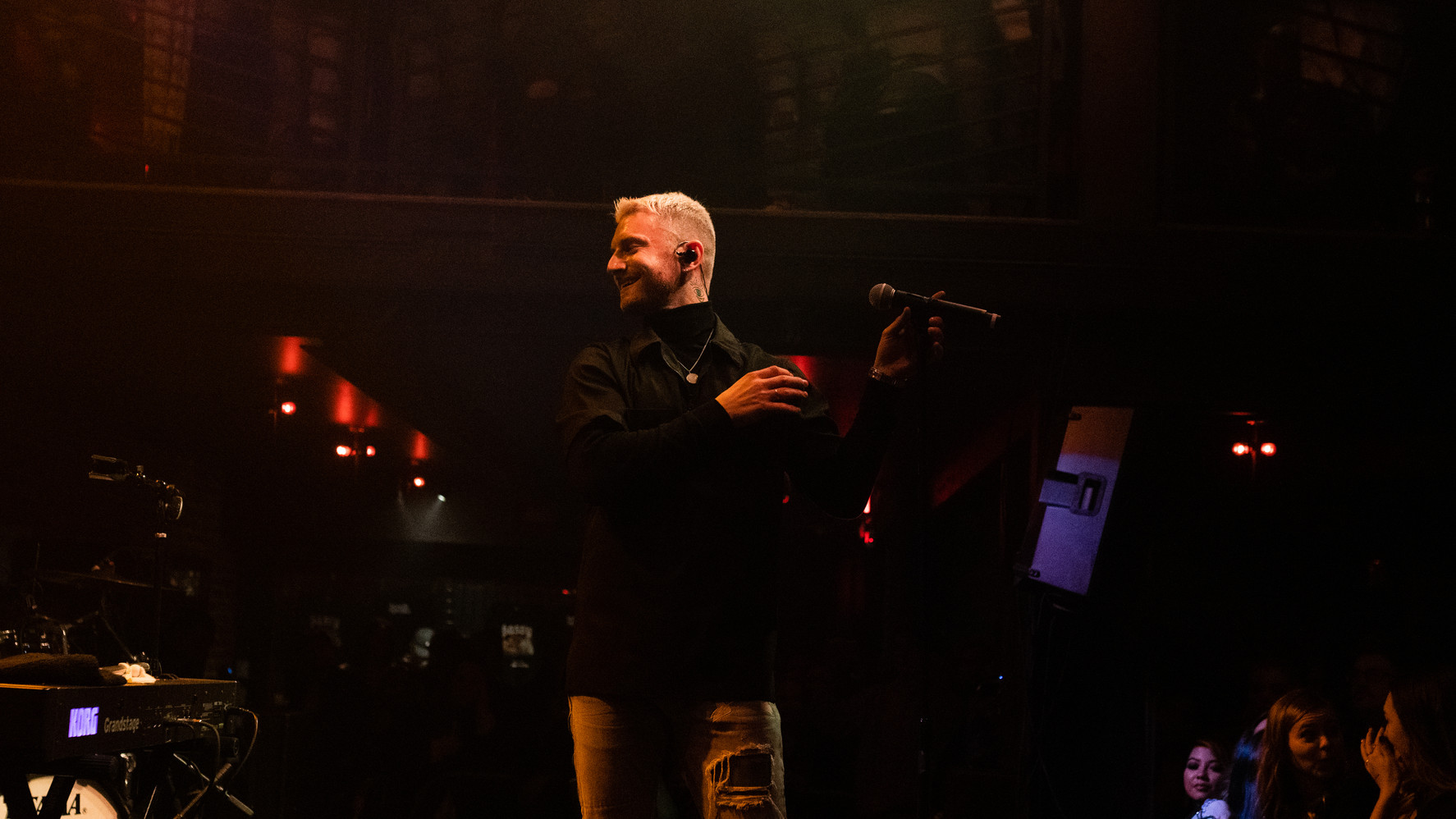12.28.19 | Marc E. Bassy | The New Parish, Oakland, CA | Photographer: Dominic Wong
