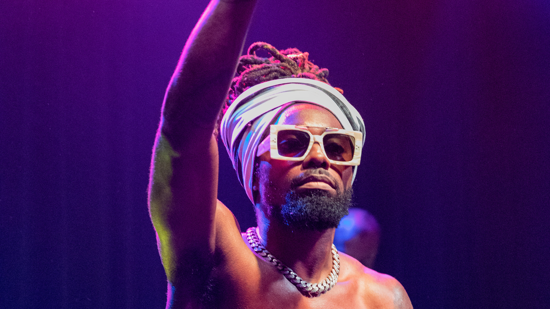 "11.12.19 | EarthGang | Guapdad 4000 | Benji | The New Parish, Oakland, CA | Photographer: Amanjit ""Jit"" Grewal"