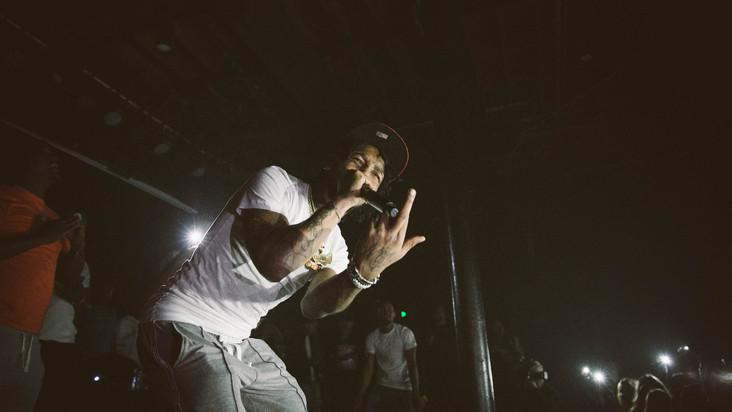 7.26.19 | Shordie Shordie | Slim's, SF, CA | Photographer: Matt Pang
