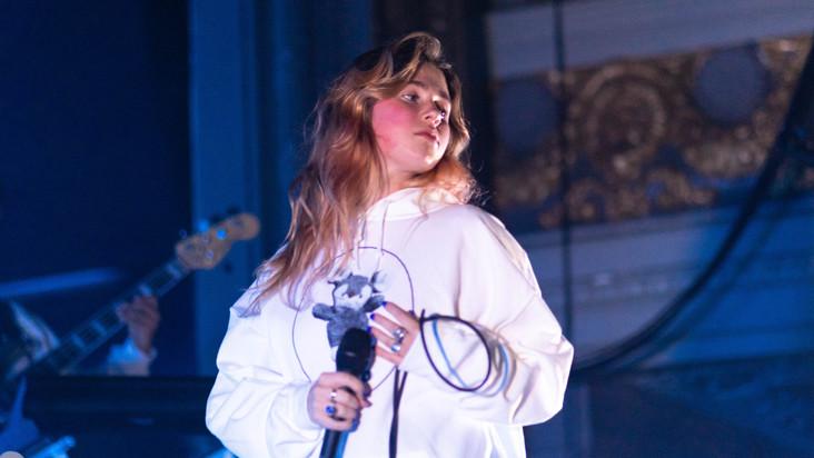10.13.19 Clairo | Regency Ballroom, SF, CA | Photographer: Maurqui Burks - Goldenvoice