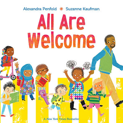 All Are Welcome - Alexandra Penfold - Su