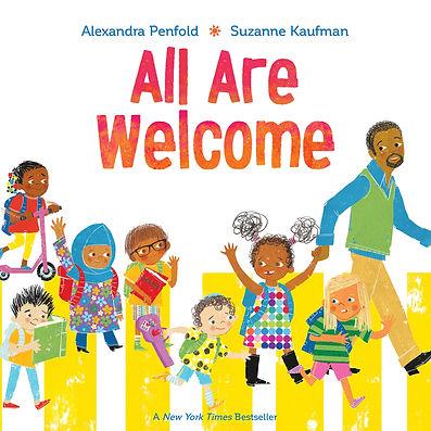 All Are Welcome - Alexandra Penfold - Suzanne Kaufman.jpg