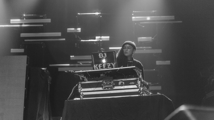 DJ Keezy