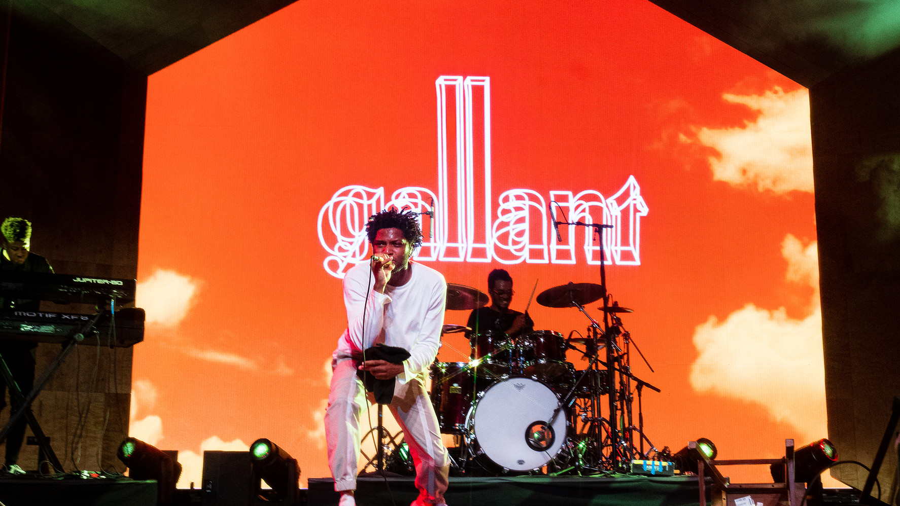 9.13-15.2019 | Gallant | Planet Home | Palace of Fine Arts, SF, CA | Photographer: Dominic Wong