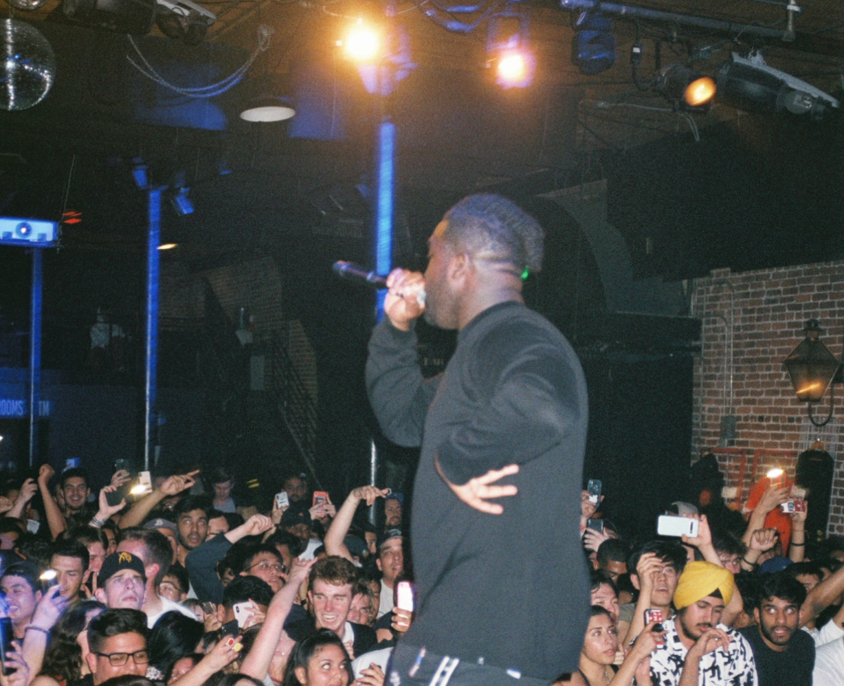 5.30.19 | Derek Wise | 88Glam | Slim's, SF, CA | Photographer: Justyn Recania - Goldenvoice