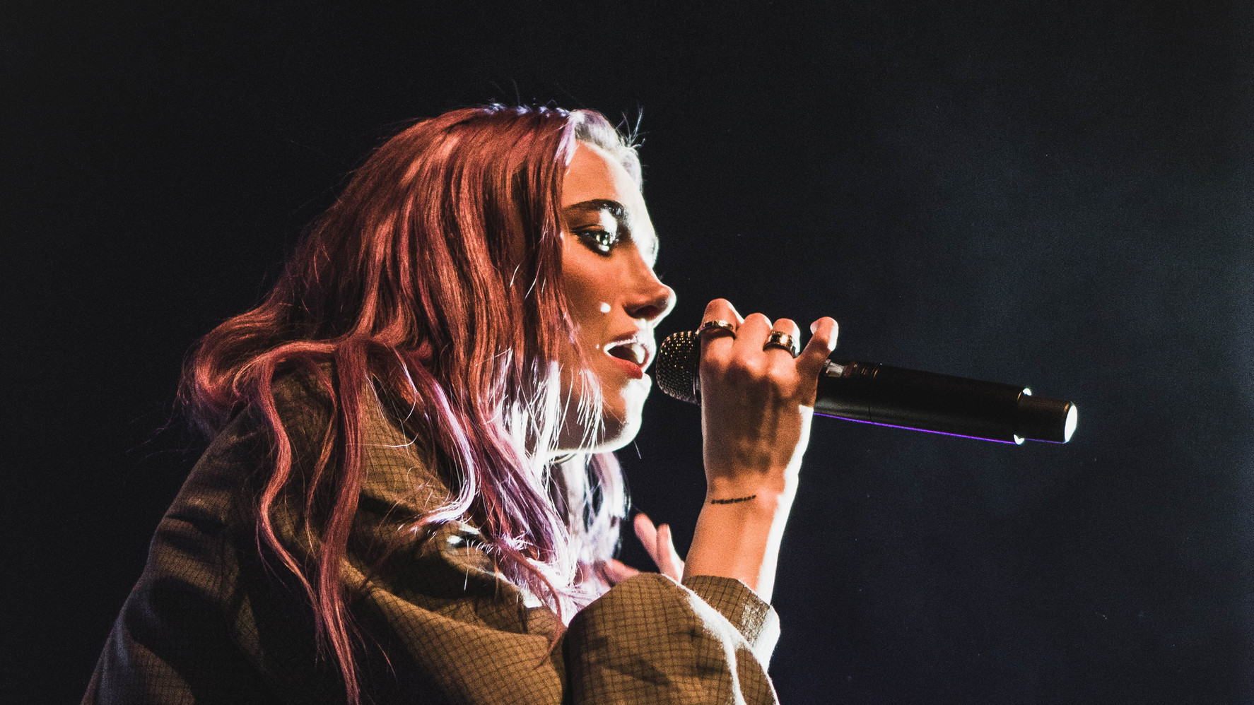 2.28.20 | Olivia O'Brien | Hey Violet | durmaq | Regency Ballroom, SF, CA | Photographer: Jason Jeong - Goldenvoice