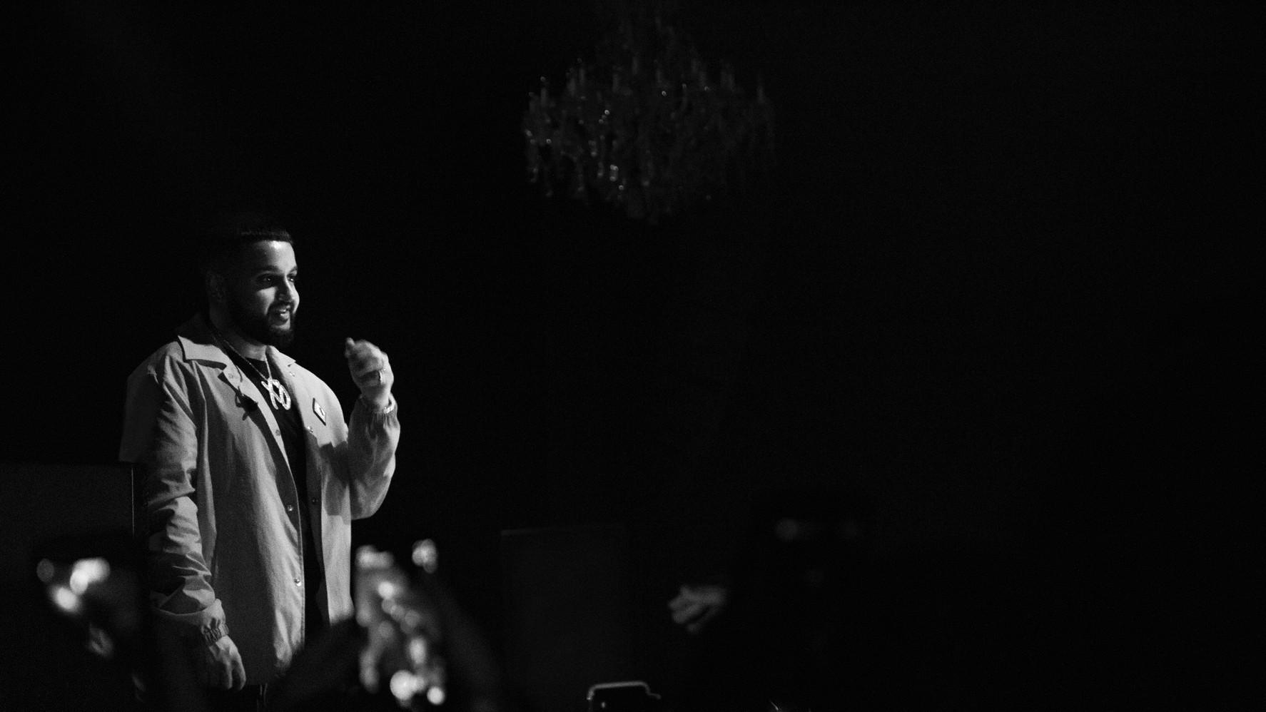 5.24.19 | Nav | The Fillmore, SF, CA | Photographer: Gabe Ruvinsky - Live Nation