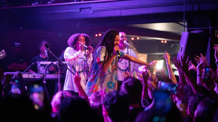 8.4.19 | Willow | The New Parish, Oakland, CA | Photographer: Maurqui Burks