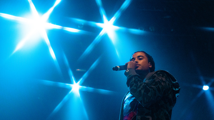 12.27.19 | Pimp Tobi | SOB x RBE | Regency Ballroom, SF, CA | Photographer: Dominic Wong - Goldenvoice