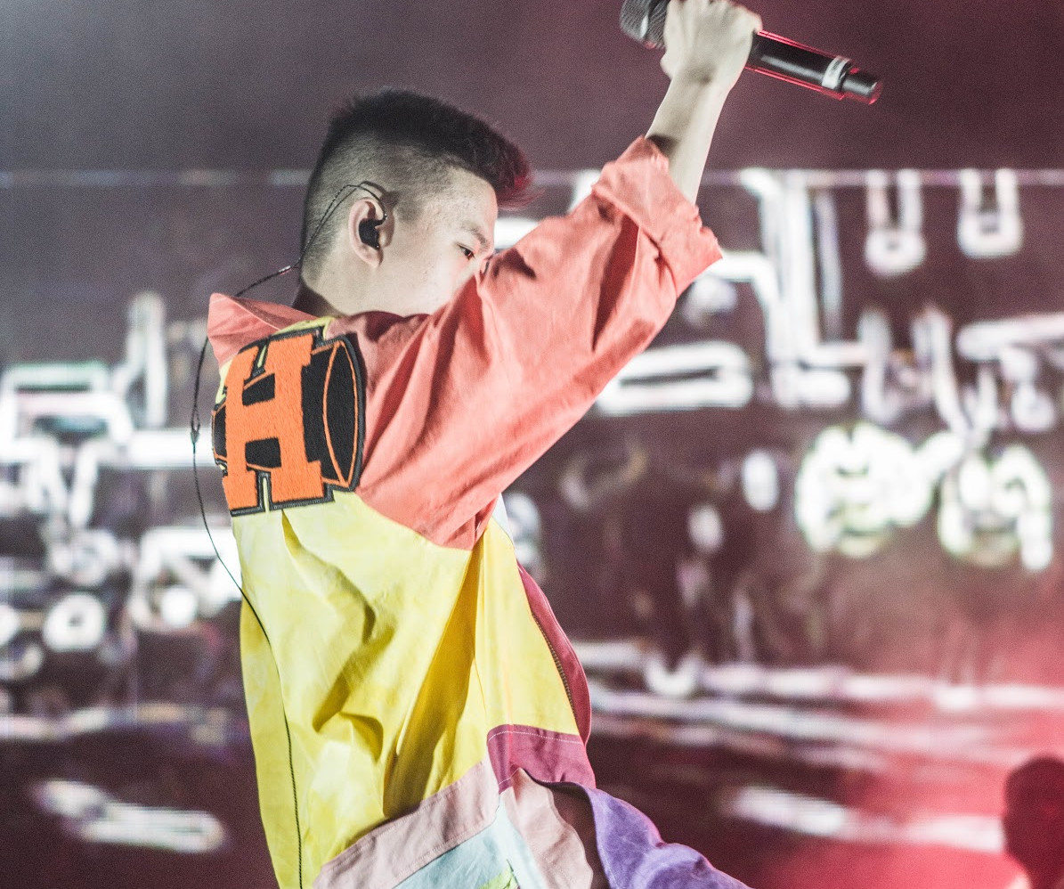 10.21.2019 | Rich Brian | The Warfield, SF, CA | Photographer: Jason Jeong - Goldenvoice