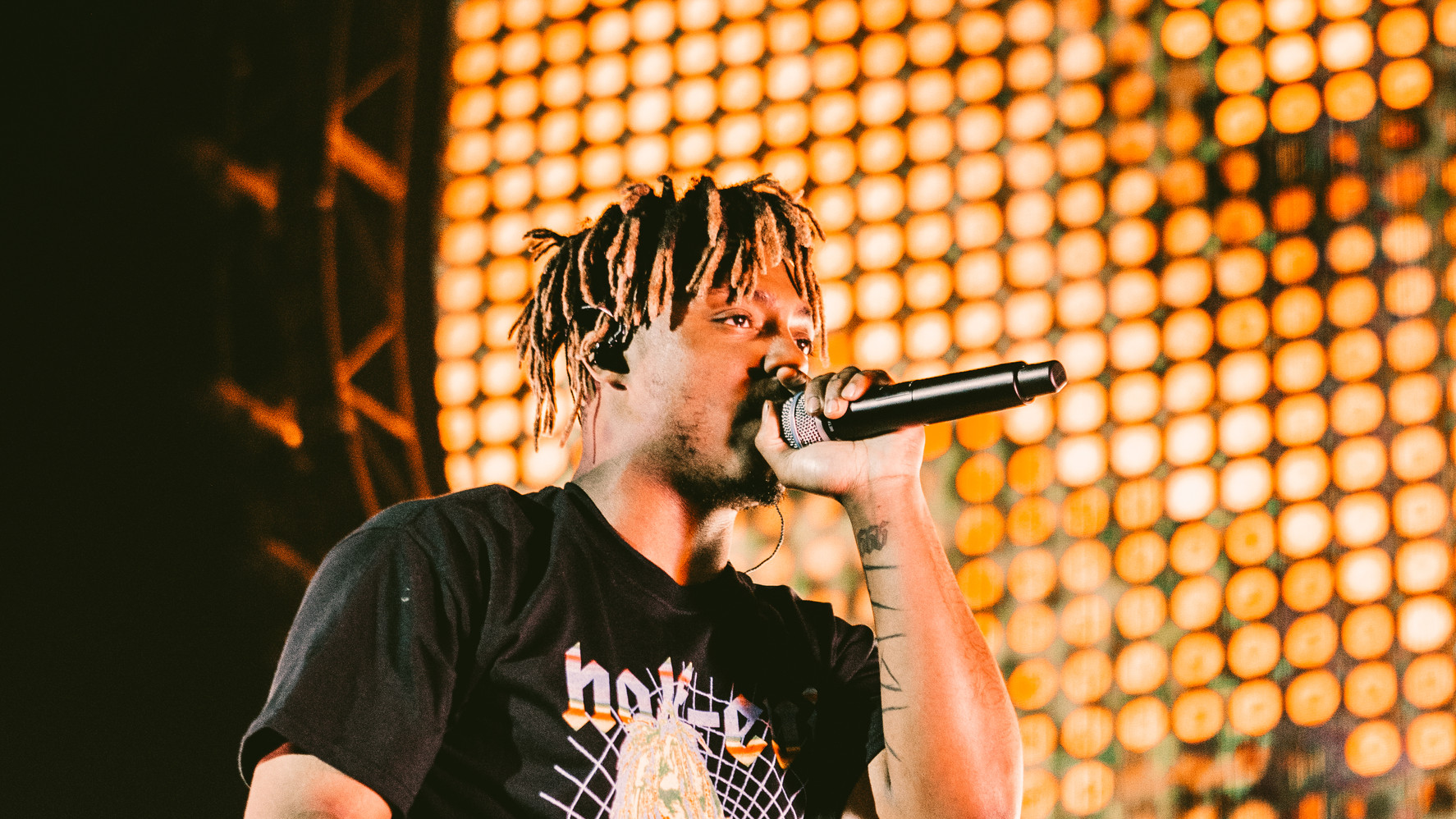 4.30.19 Juice Wrld | Bill Graham, SF, CA | Photographer: Michael Durana | Goldenvoice