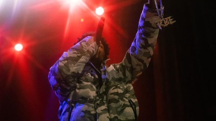 12.27.19  | SOB x RBE | Regency Ballroom, SF, CA | Photographer: Dominic Wong - Goldenvoice