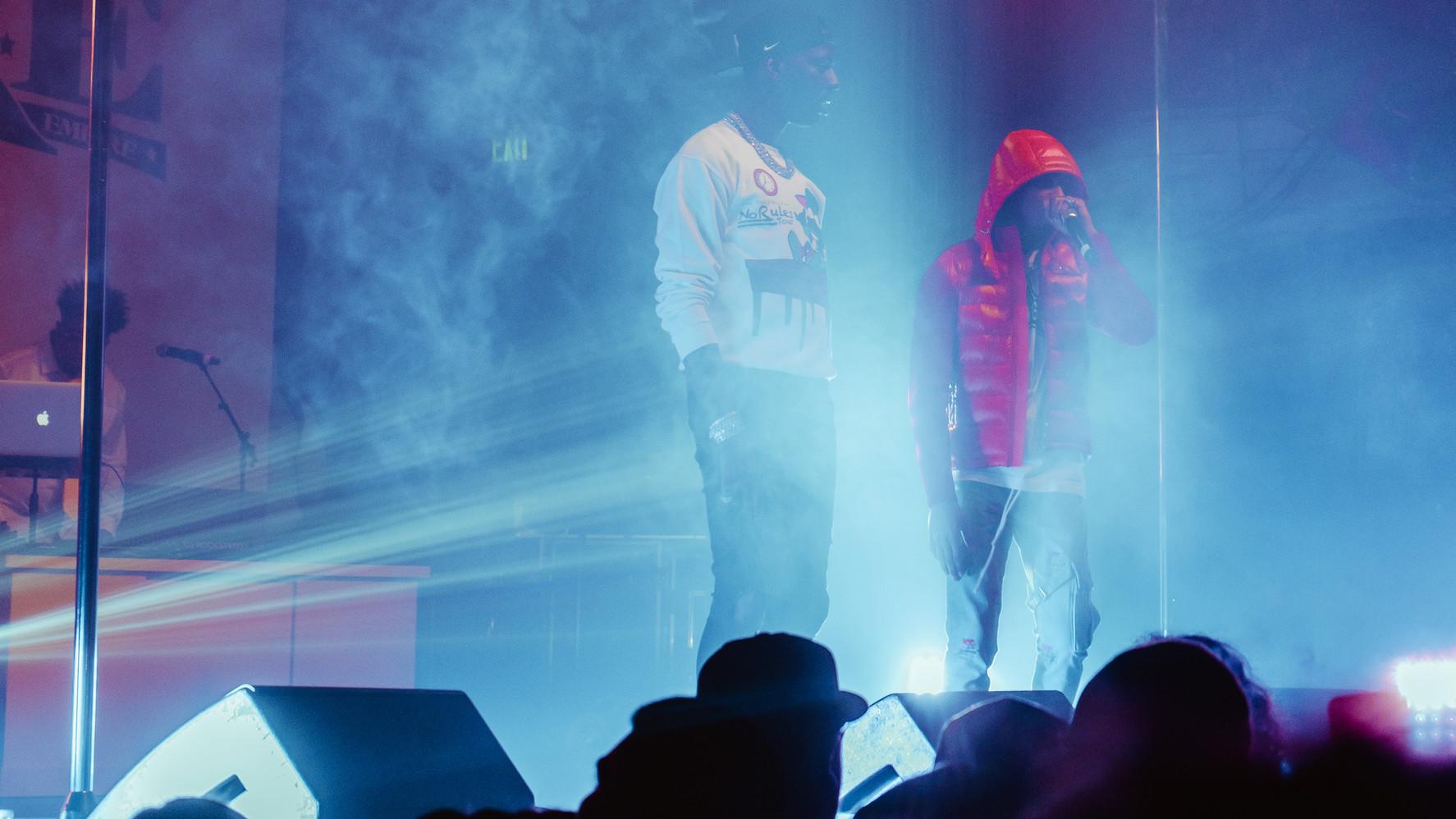 2.8.2020 Young Dolph & Key Glock | Regency Ballroom, SF, CA Photographer: Izak Ramos - Goldenvoice