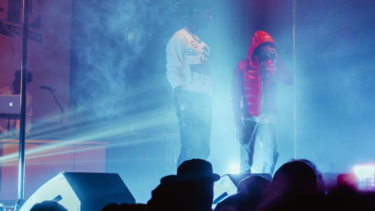 2.8.2020 Young Dolph & Key Glock   Regency Ballroom, SF, CA Photographer: Izak Ramos - Goldenvoice