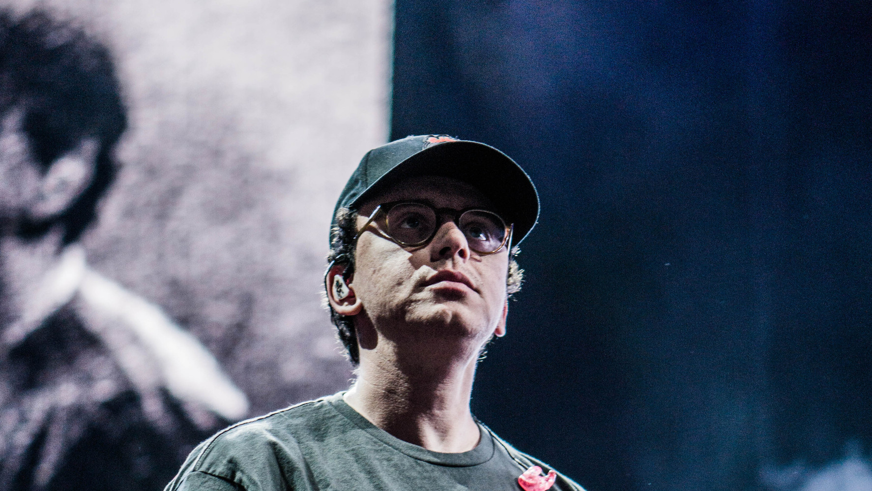 10.13.19 Logic | J.I.D. | YBN Cordae | Chase Center, SF, CA | Photographer: Jason Jeong  - Live Nation