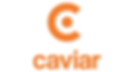 Caviar Logo with Name