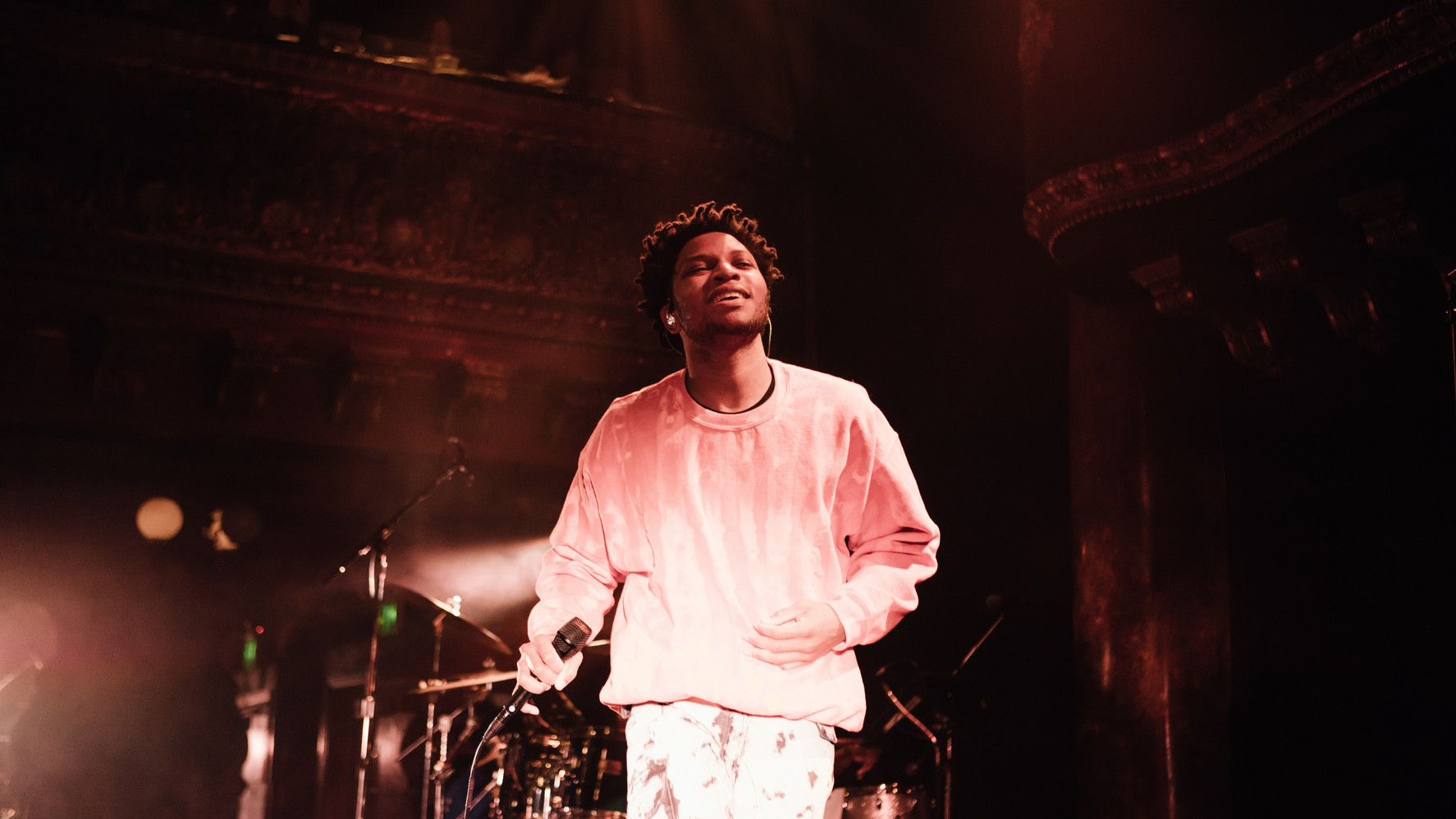 2.19.20 Gallant | GAMH, SF, CA | Photographer: Samuel Altamirano - Goldenvoice