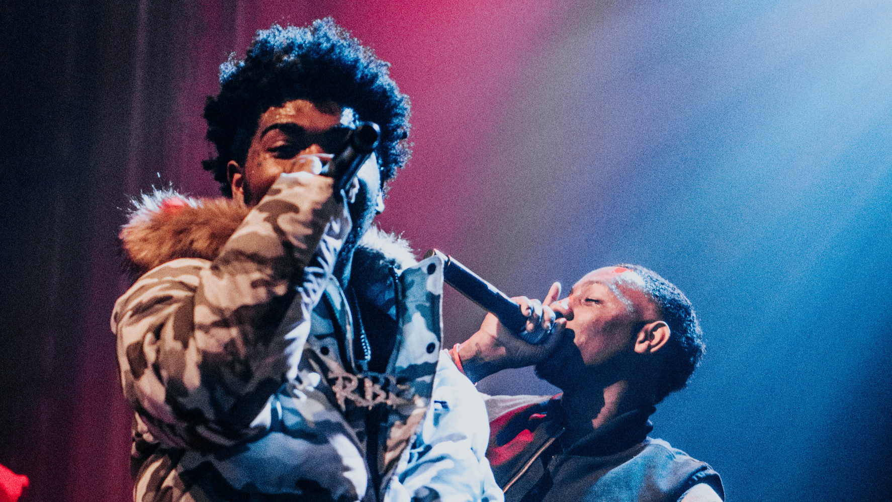 12.27.19 - SOB x RBE | Regency Ballroom, SF, CA | Photographer: Jason Jeong  - Goldenvoice