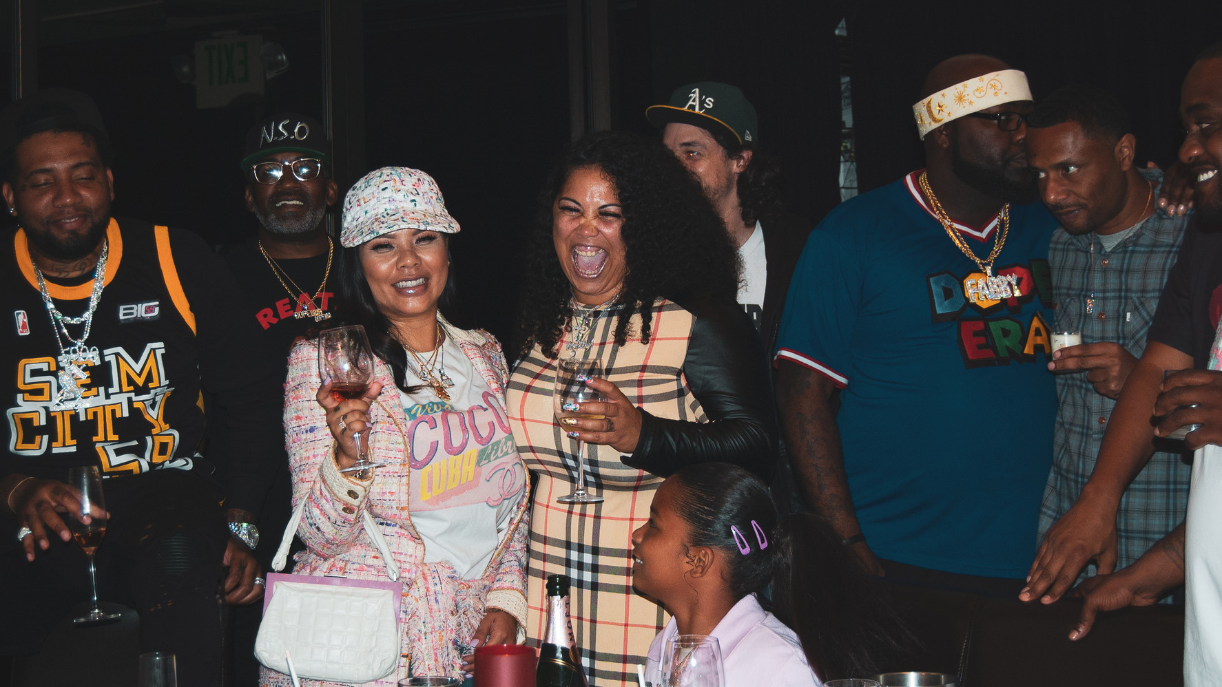 Philthy Rich's 10 yr Anniversary | Osso Steakhouse SF, CA | Photographer: BCM