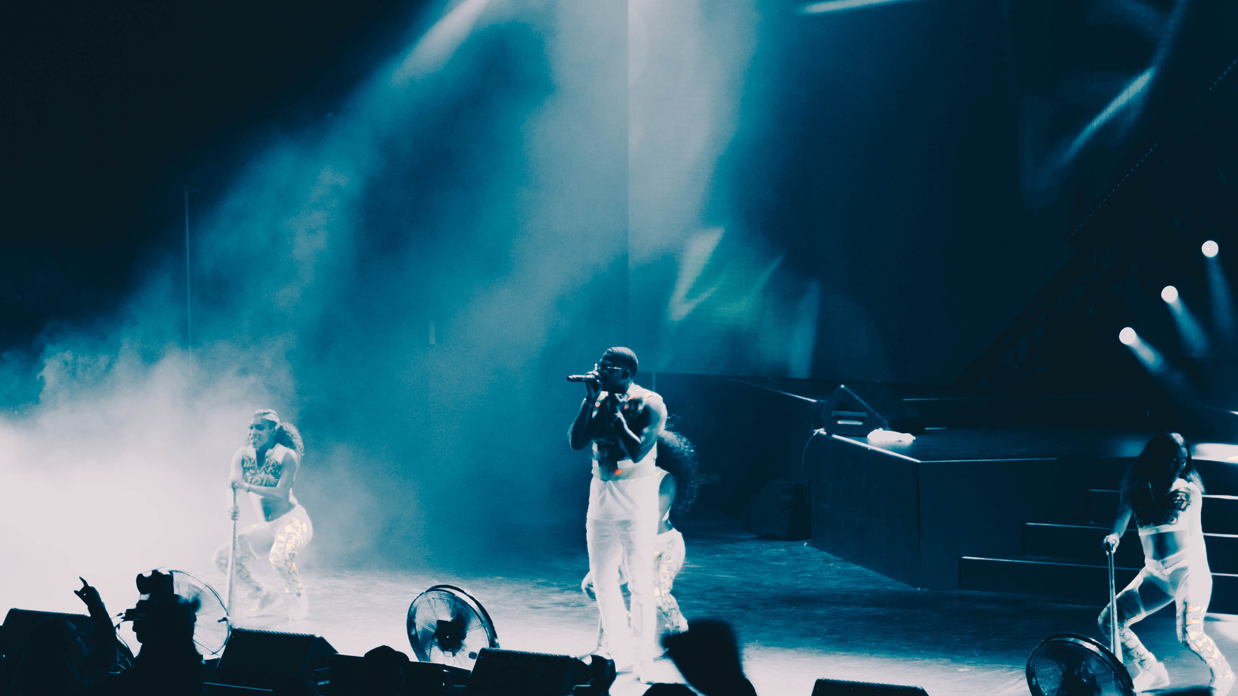 8.30.19 TLC | Nelly | Flo Rida | Concord Pavilion, Concord, CA | Photographer: Jason Jeong - Live Nation