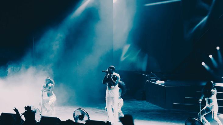 8.30.19 TLC | Nelly | Flo Rida | Concord Pavilion, Concord, CA | Photographer: Jason Jeong - Live Nation