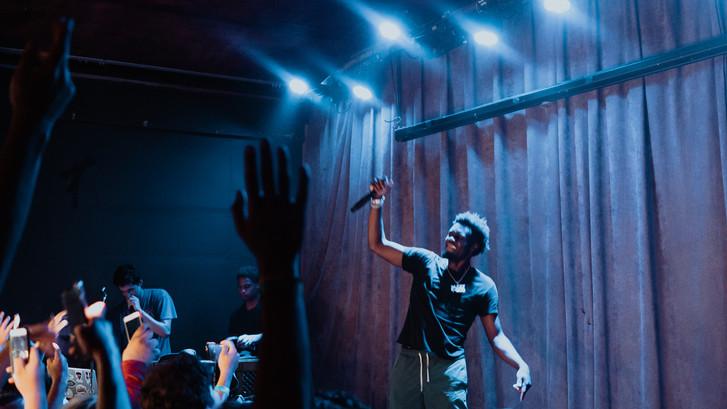9.5.19 Ugly God | Brick & Mortar SF | Photographers: Izak Ramos - Burd Mgmt